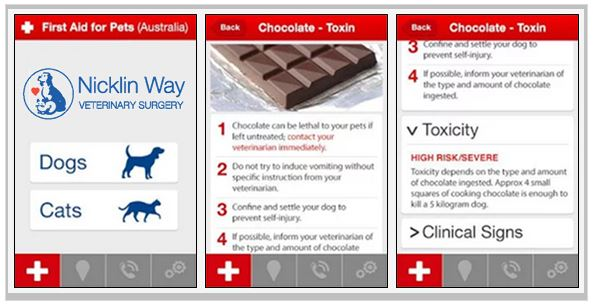 First-Aid-App-screenshots